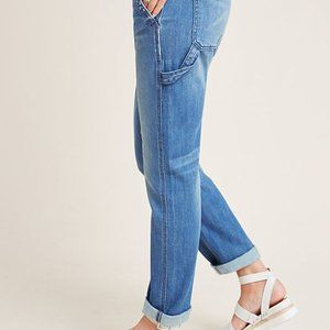 Anthropologie Pilcro Relaxed Fit Carpenter Jeans